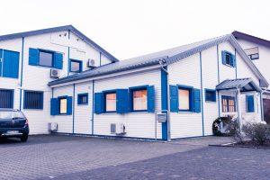 Tierarztpraxis für Pferde und Kleintiere Am Spitalacker Gelnhausen