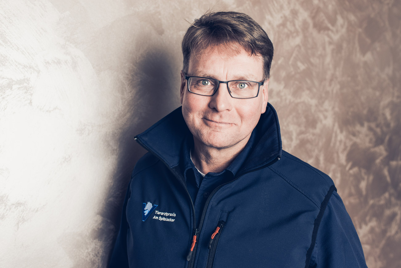 Dr. Ignaz Schulze Kerstin von der Tierklinik am Spitalacker in Gelnhausen