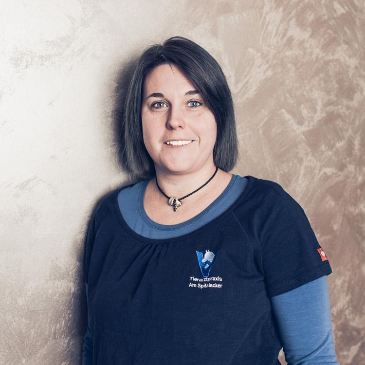 Ines Kaspari der Tierarztpraxis am Spitalacker in Gelnhausen